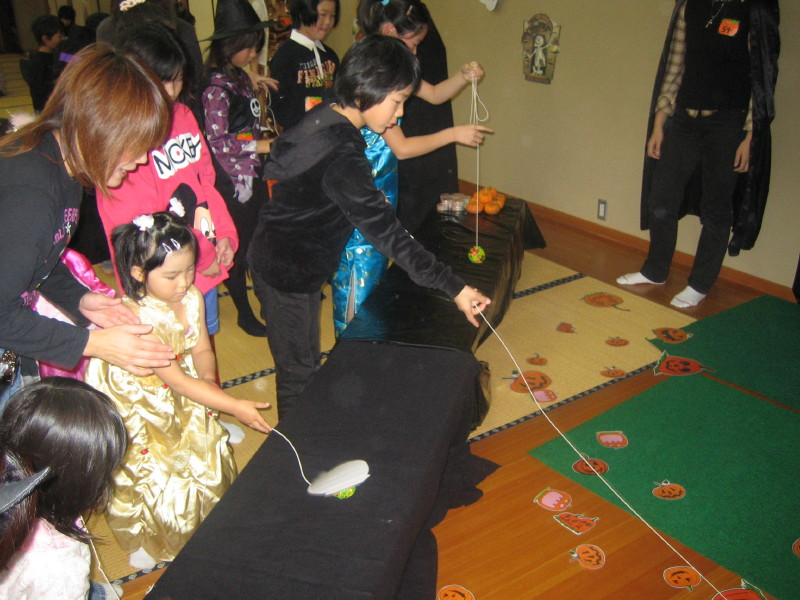 activities for adult halloween party