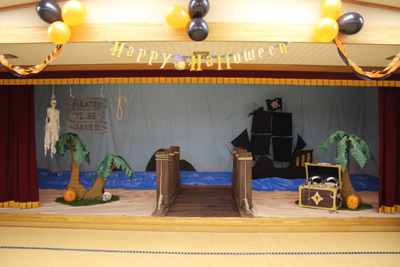Halloween Pirate Decorations Ideas.Pirate Theme Halloween Party Game Ideas And Decorations